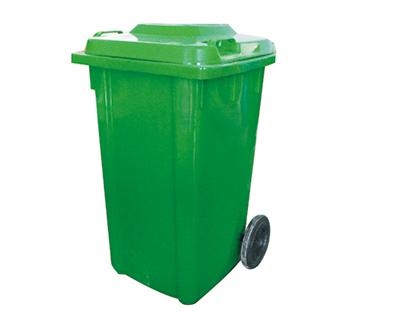 塑料垃圾桶100L
