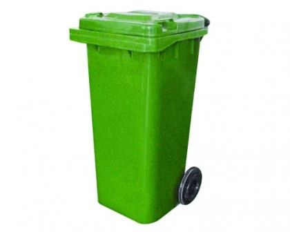 塑料垃圾桶120L