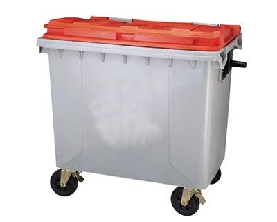 杭州塑料垃圾桶 HX1100L