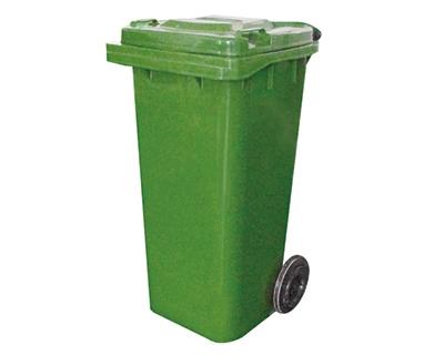 杭州塑料垃圾桶120L